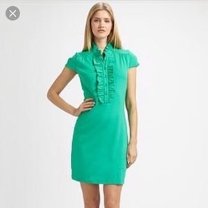 Lilly Pulitzer Jade Green Deb Shift Dress